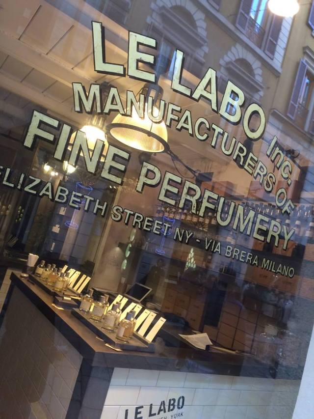Le Labo Milano - NGS Signwriting Nick Garretti 002
