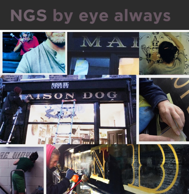 Maison dog whatever it takes! NGS by eye 72