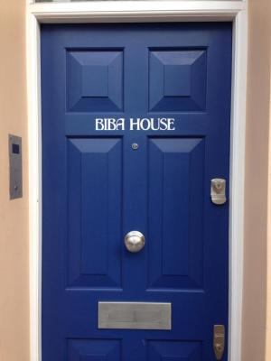 Biba House done frontside